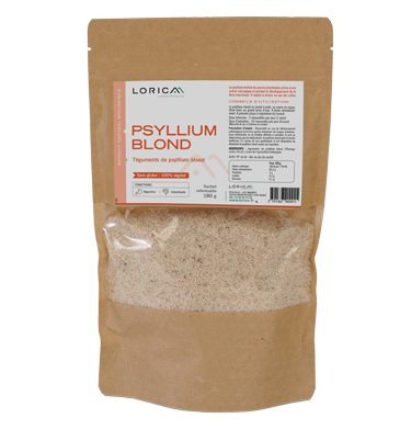 Psyllium blond : Régulateur du transit intestinal